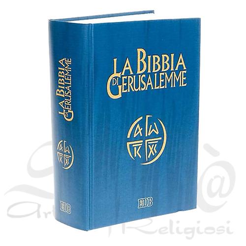 Bibbia di Gerusalemme versione studio