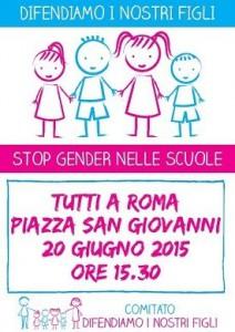 Gender-difendiamo la famiglia