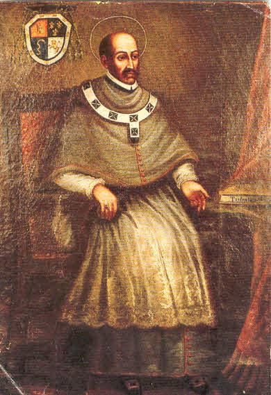san turibio di mogrovejo vescovo