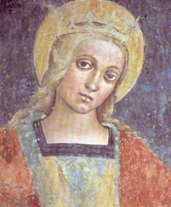 santa cristina martire in persia