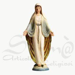 statua madonna immacolata 32 cm.