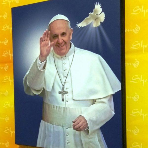 icona papa francesco