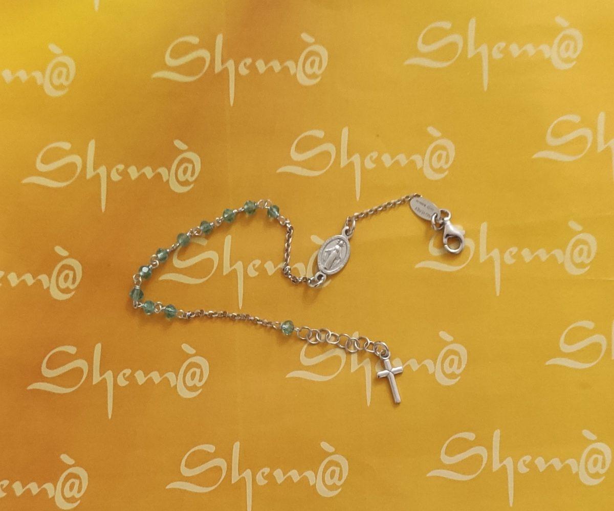 bracciale rosario