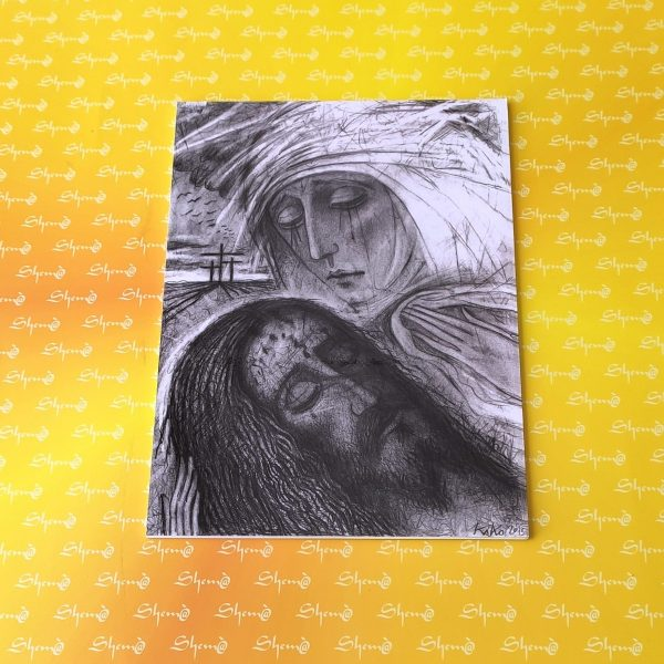 Gesù con Maria