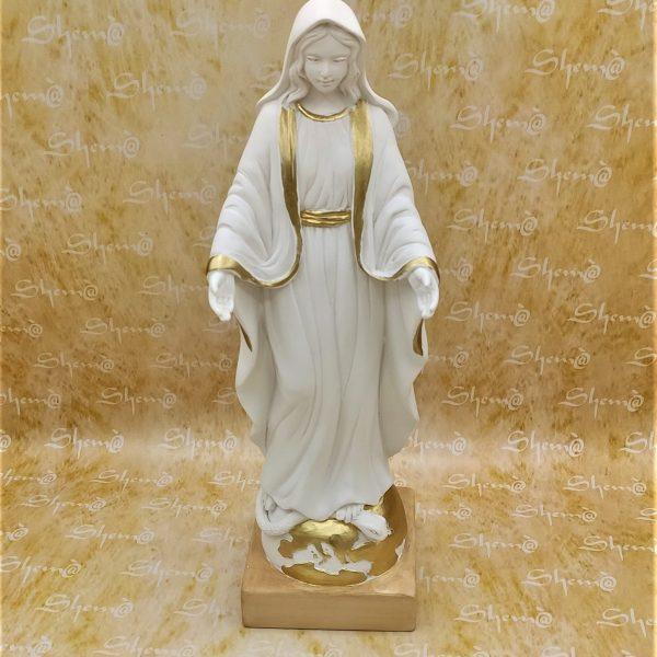 statua madonna immacolata concezione